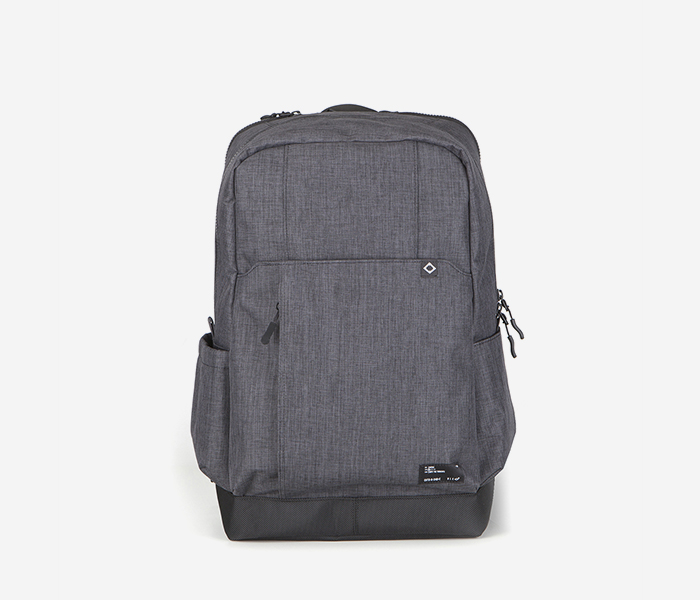 N040 CIVITAS BACKPACK - GREY brownbreath