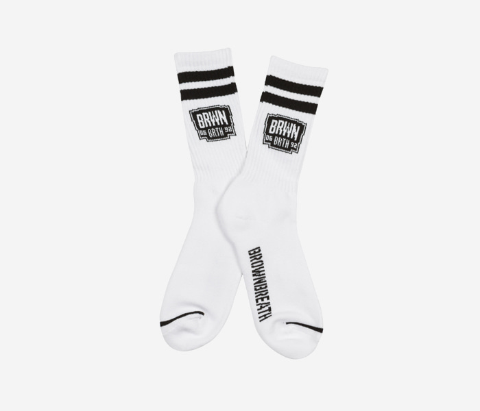 brownbreath socks