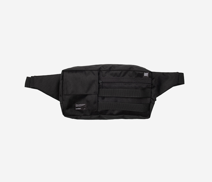 DEFS WAISTBAG brownbreath