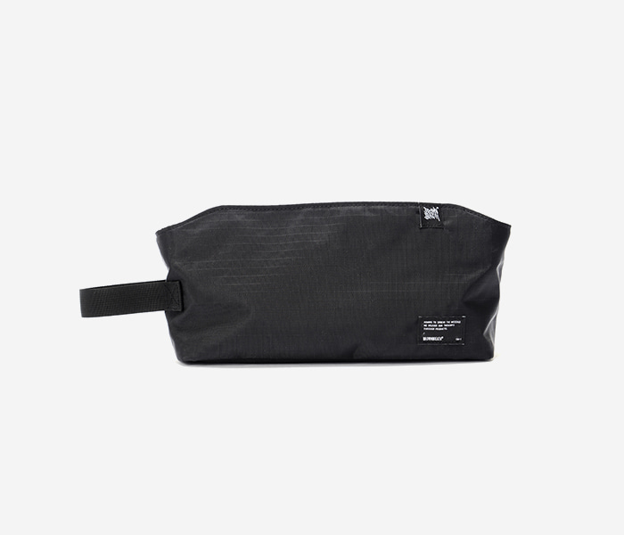 CIVITAS POUCH - BLACK brownbreath