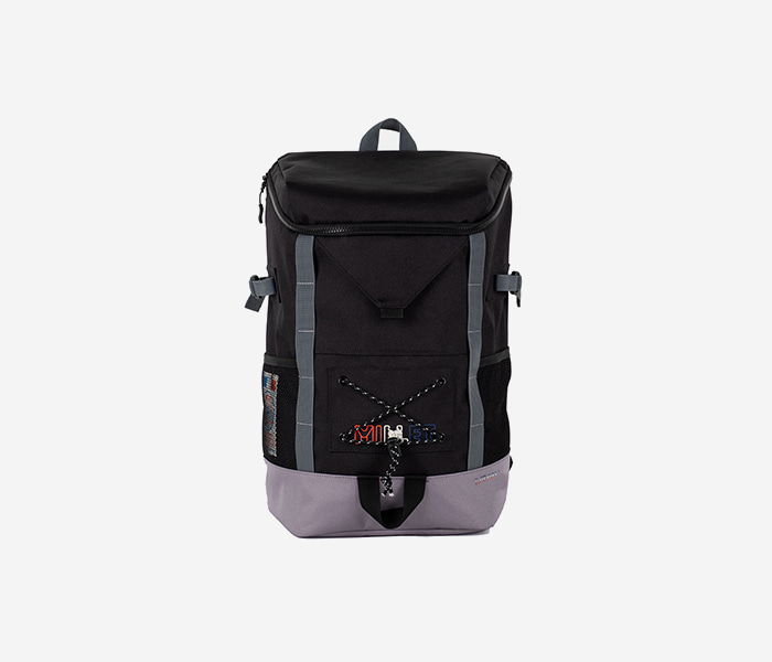 BXM REFUGE BACKPACK - BLACK brownbreath