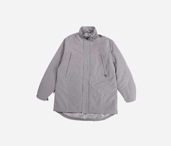 DEFS MONSTER PARKA - GREY brownbreath