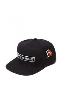 SYMBOLIC CAP - BLACK brownbreath