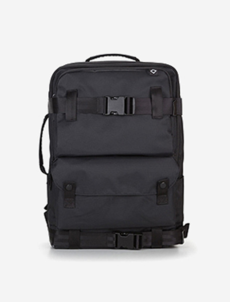 C020 DEFINITION BACKPACK - BLACK brownbreath