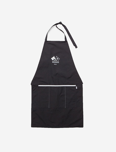 TXB APRON - BLACK brownbreath