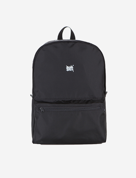 TAGGING M.BACKPACK - BLACK brownbreath