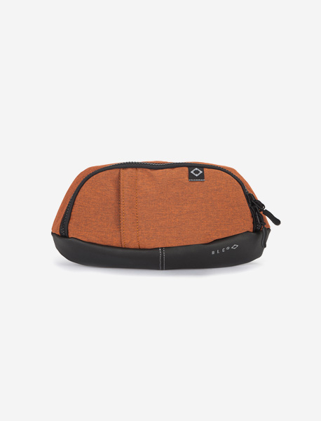 N394 GRAVITY HIPSACK - 2TONE ORANGE brownbreath