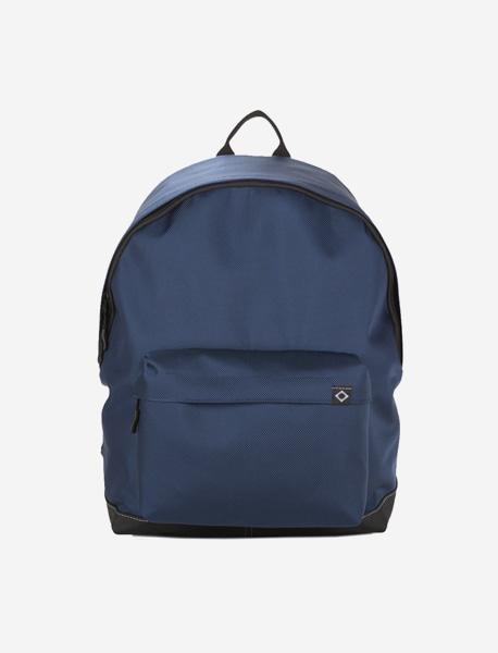 N020 BASIS DAYBAG - NAVY brownbreath