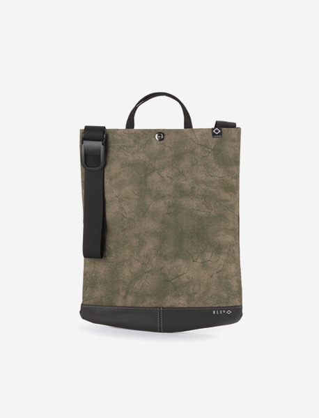 N540 DELIVER N BAG - PRINTING KHAKI brownbreath