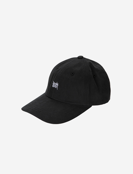 TAGGING BALL CAP - BLACK brownbreath