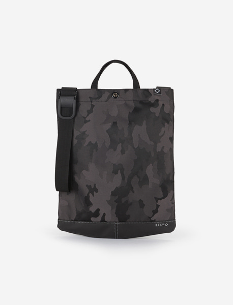 N540 DELIVER N BAG - JACQUARD CAMO brownbreath