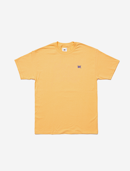 TAG TEE - YELLOW brownbreath
