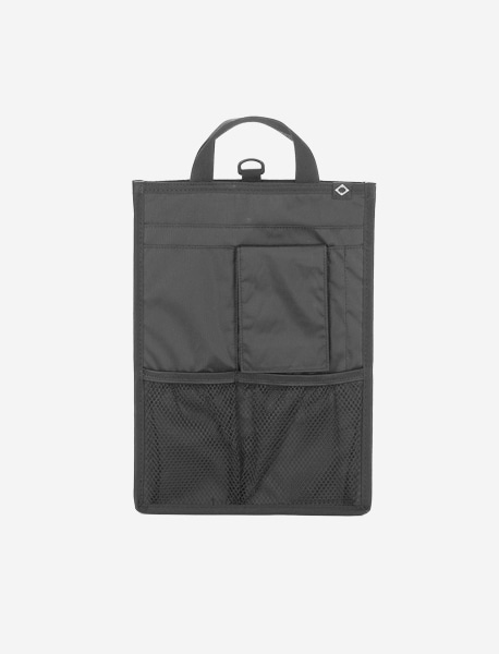 N048 CIVITAS BAG IN BAG(H) - BLACK brownbreath