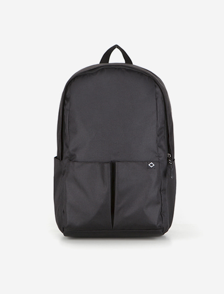 N023 MOTIVE DAYBAG - BLACK brownbreath