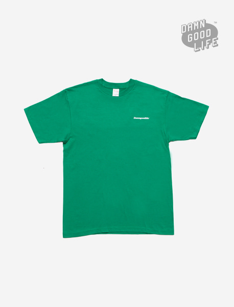 DGL TEE - GREEN brownbreath