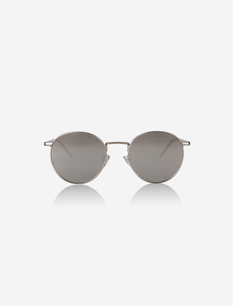 BB SUNGLASS - SILVER brownbreath