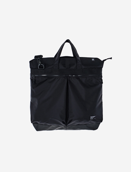 CIVITAS TOTE BAG - BLACK brownbreath