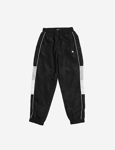 TAG TRAINING PANTS - BLACK brownbreath