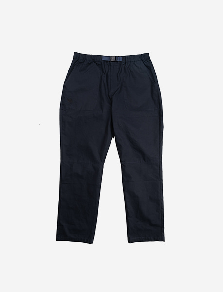 TAG BANDING PANTS - NAVY brownbreath
