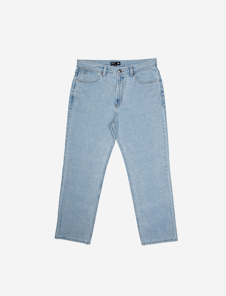 SPRD REGULAR JEAN - INDIGO brownbreath