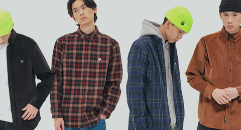 BROWNBREATH 2019 FW 4차 발매 brownbreath