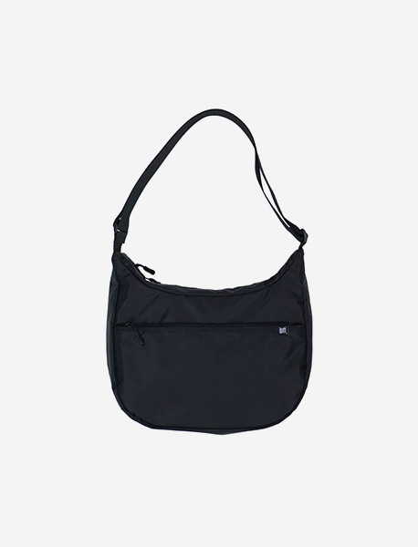 STIN CROSS BAG - BLACK brownbreath