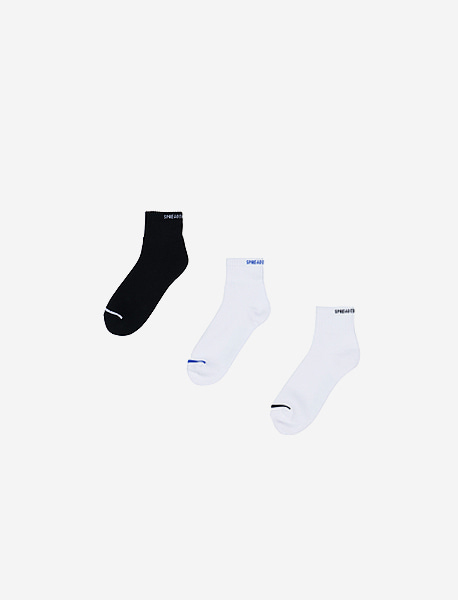 B SOCKS - 3 colors brownbreath