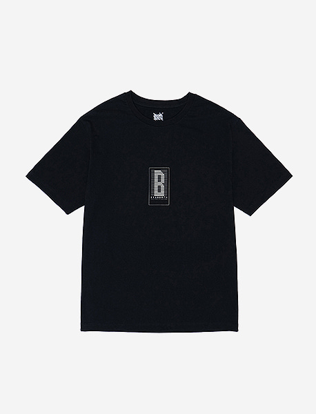 HSTRY TEE - BLACK brownbreath