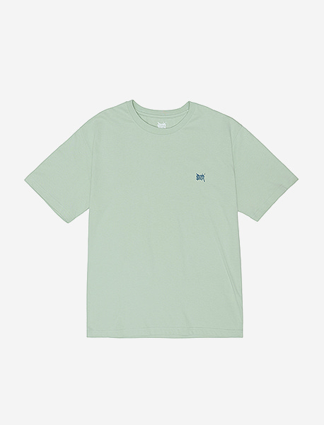 TAG 20 TEE - LIME brownbreath