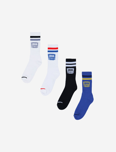 BB SECTOR SOCKS - 4 colors brownbreath