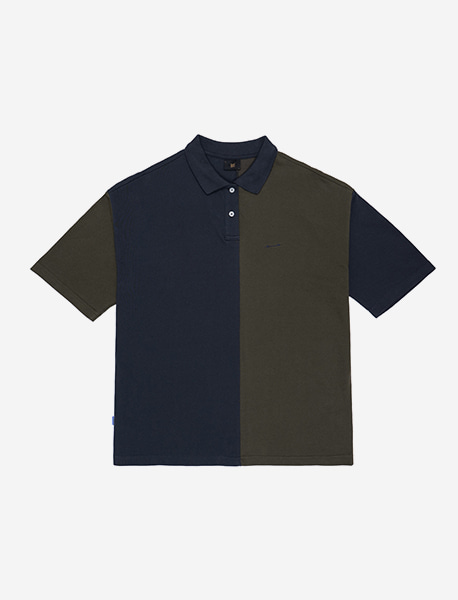 SIGNATURE PK SHIRTS - NAVY brownbreath