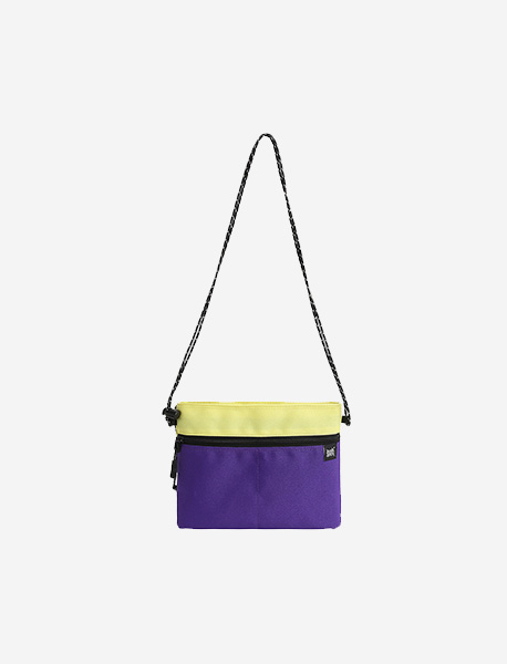 [KIDS] S.T.I.N SACOCHE BAG - PURPLE brownbreath