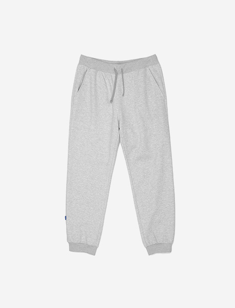 SPRD SWEAT PANTS - ASH brownbreath