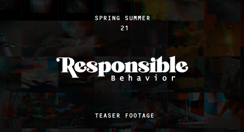 2021 S/S [Responsible Behavior] Teaser brownbreath