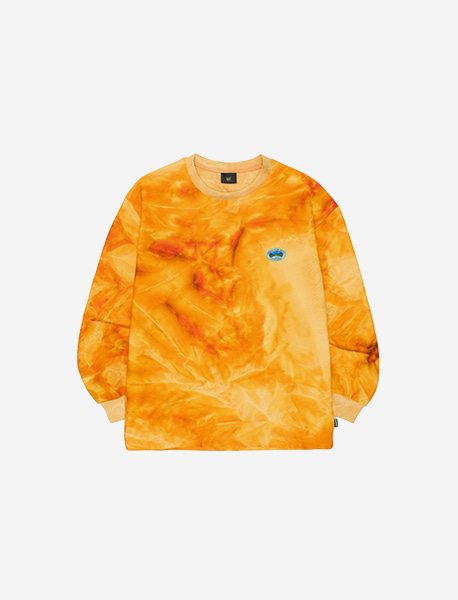 REST LONGSLEEVE - ORANGE brownbreath