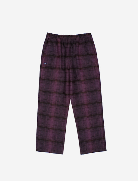 SPRD STRING PANTS - PURPLE brownbreath