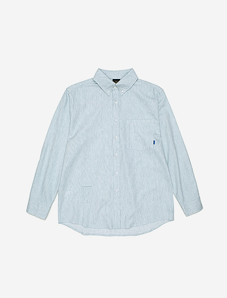 SPRD STRIPE SHIRTS - GREEN brownbreath