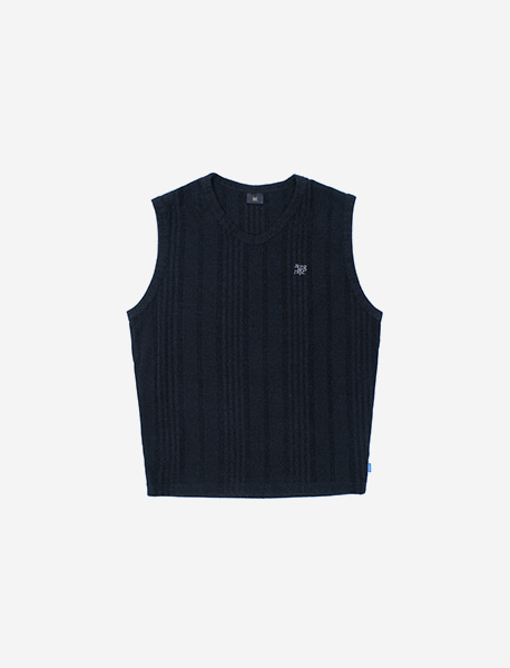 BB DEPT VEST - BLACK brownbreath