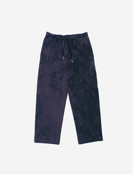 BB POCKET PANTS - NAVY brownbreath