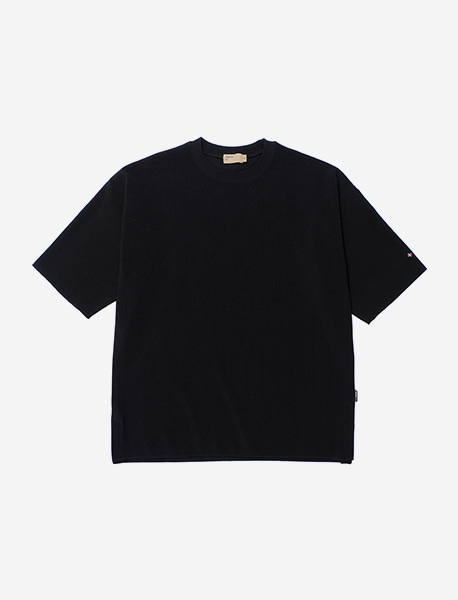NOGREED BASIC T - BLACK brownbreath