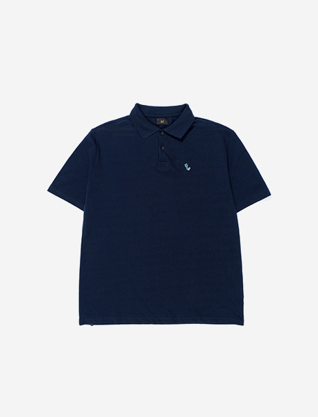 SEDUCE PIQUE SHIRTS - NAVY brownbreath
