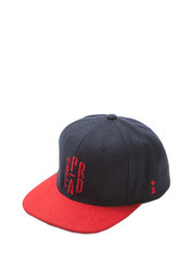 SPRD CAP - NAVY brownbreath