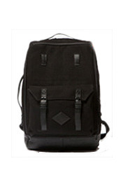 B.A.W (Build a way) Backpack -Black brownbreath