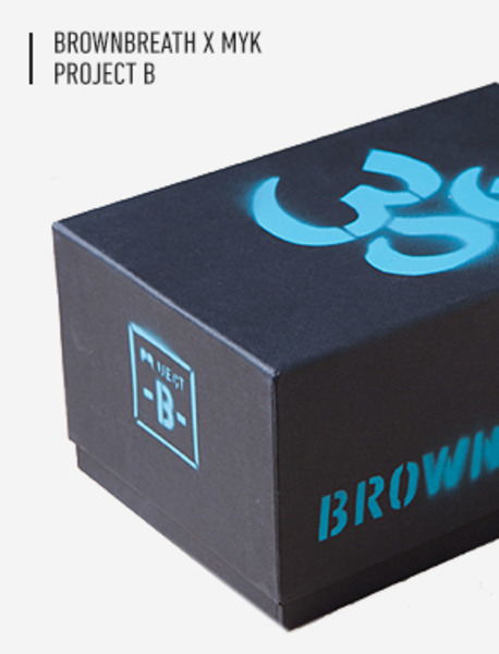 PROJECT B PACKAGE brownbreath