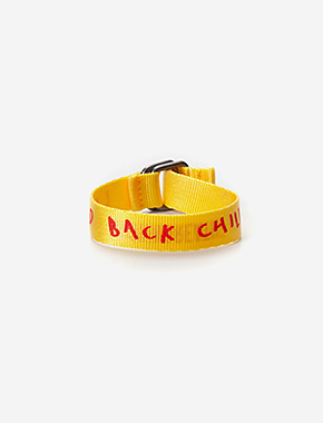 LAID BACK BRACELET - YELLOW brownbreath