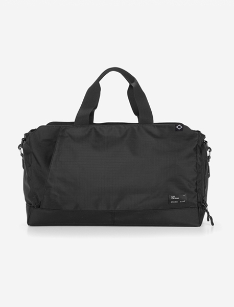 N044 CIVITAS DUFFLE BAG - BLACK brownbreath