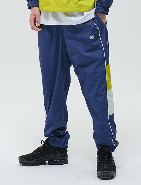 TAG TRAINING PANTS - NAVY brownbreath